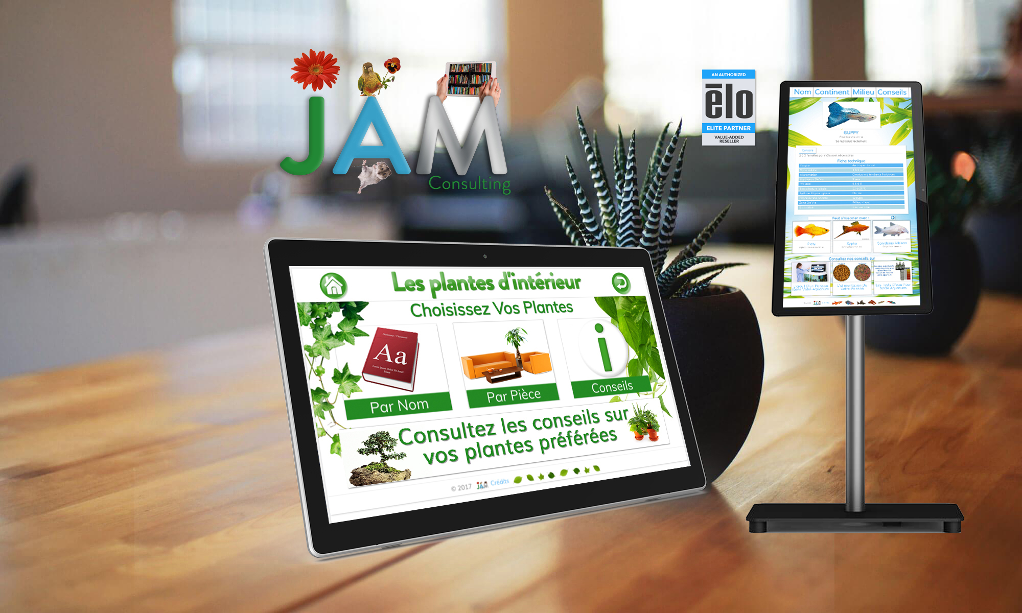 Jardinerie-Animalerie-Média
